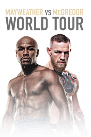 Mayweather vs McGregor World Tour Canada