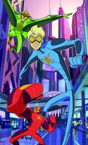 Stretch Armstrong and the Flex Fighters - Season 2